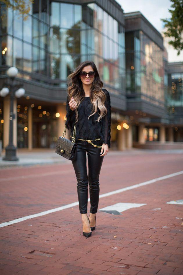 10-siyah-deri-pantolon-ve-altin-sarisi-kemer-kombini