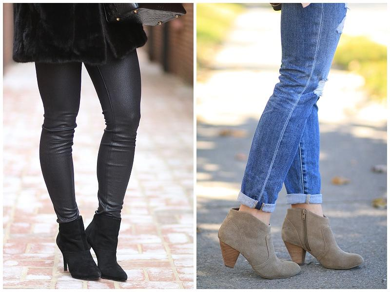 must-have-fall-boots-best-suede-ankle-boots-for-fall-black-suede-ankle-boots-with-leather-leggings-tan-suede-ankle-boots-with-cuffed-distressed-denim