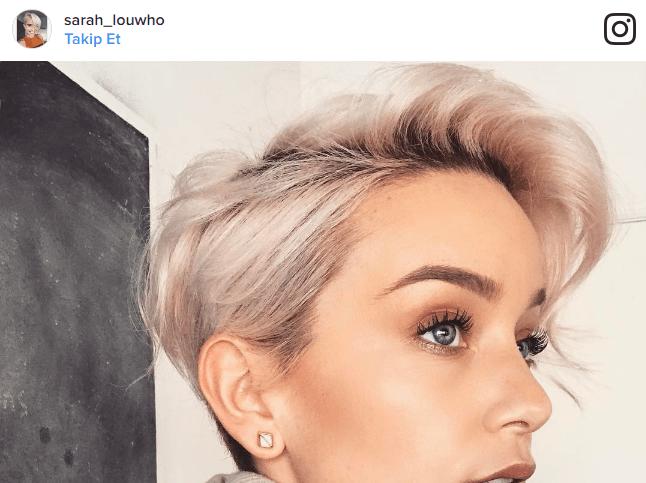 20'li yaş için saç stil önerisi