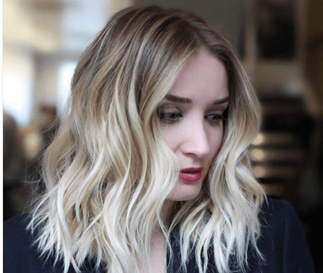 40'lı yaş için saç modeli