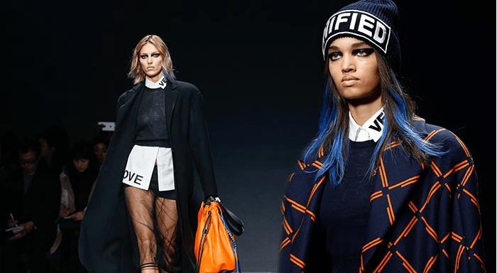 Versace 2020-2021 Sonbahar/Kış Koleksiyonu