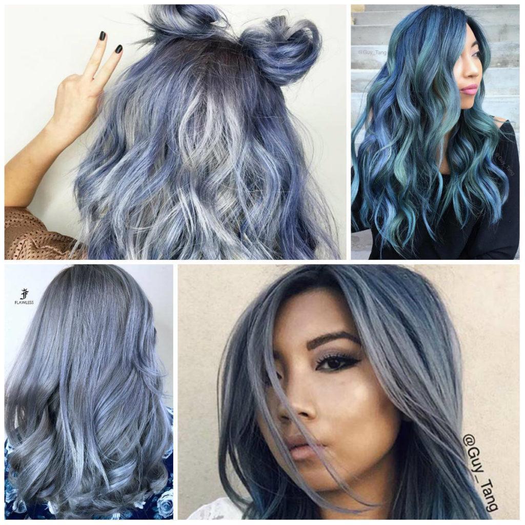 2019 Saç Modelleri ve Saç Rengi Fikirleri