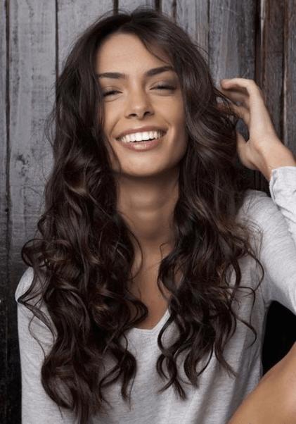Sıcak Espresso Saç Rengi 2019 2020 Kombin Kadın