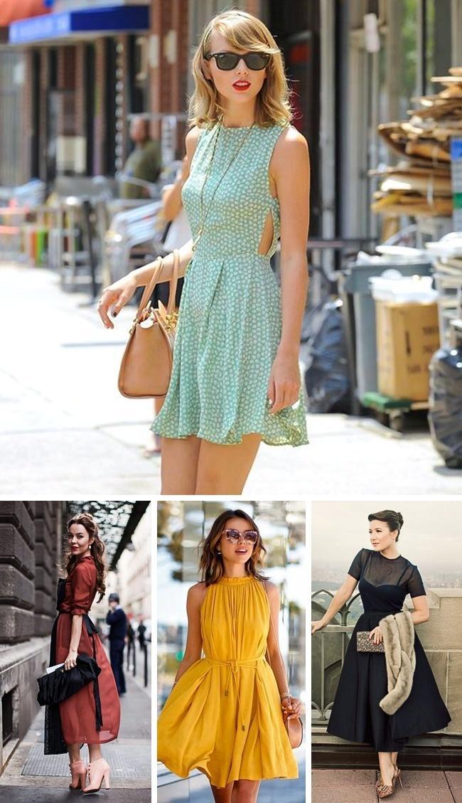 Her bayanın sahip olması gereken 10 elbiseden biri
