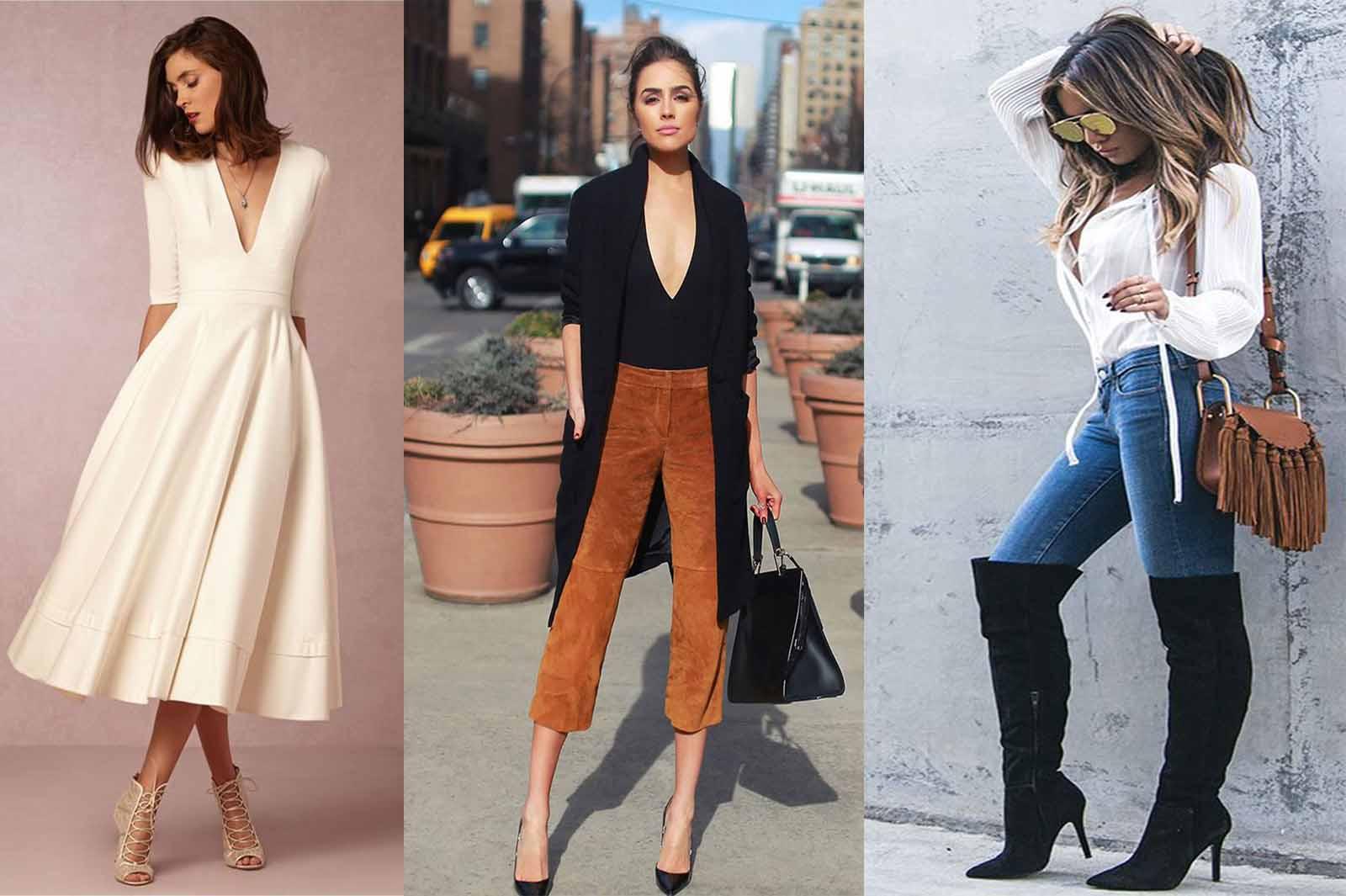 Kısa boylu minyon kadının giyim ipuçları