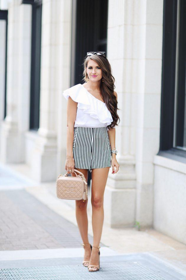 3c8d3cb9fdd5c Siyah Beyaz Kıyafet Kombinleri Nasıl Yapılır? | Kombin Kadın