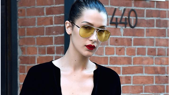 Sarı Camlı Güneş Gözlüğü Modelleri 2017-2018