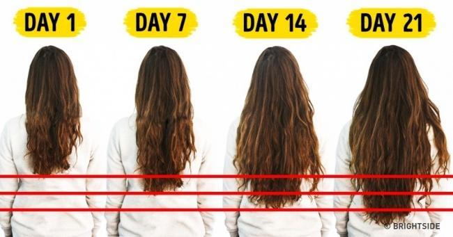 Saçlarınızın Hızlı Uzamasını Sağlayan 7 Besin