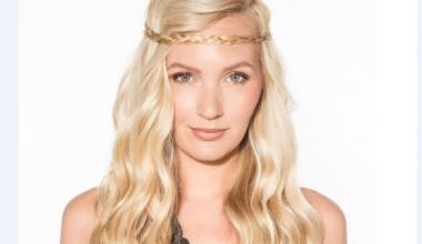 Yuvarlak Yüzlü Bayanlar İçin Seksi Saç Modelleri