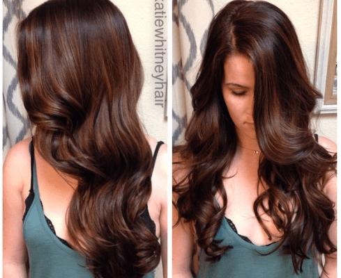 Çikolata Karamel Saç Rengi ve Detayları