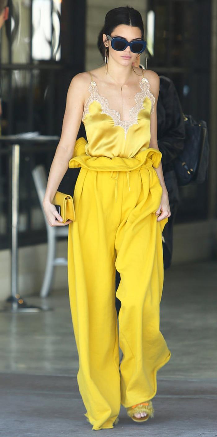 Kendall Jenner giyim stili