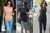 Kendall Jenner Sokak Kombinleri 2017-2018