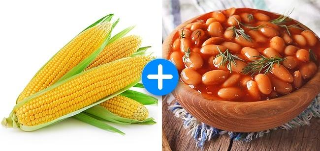 diyetler için besin kombinasyonları