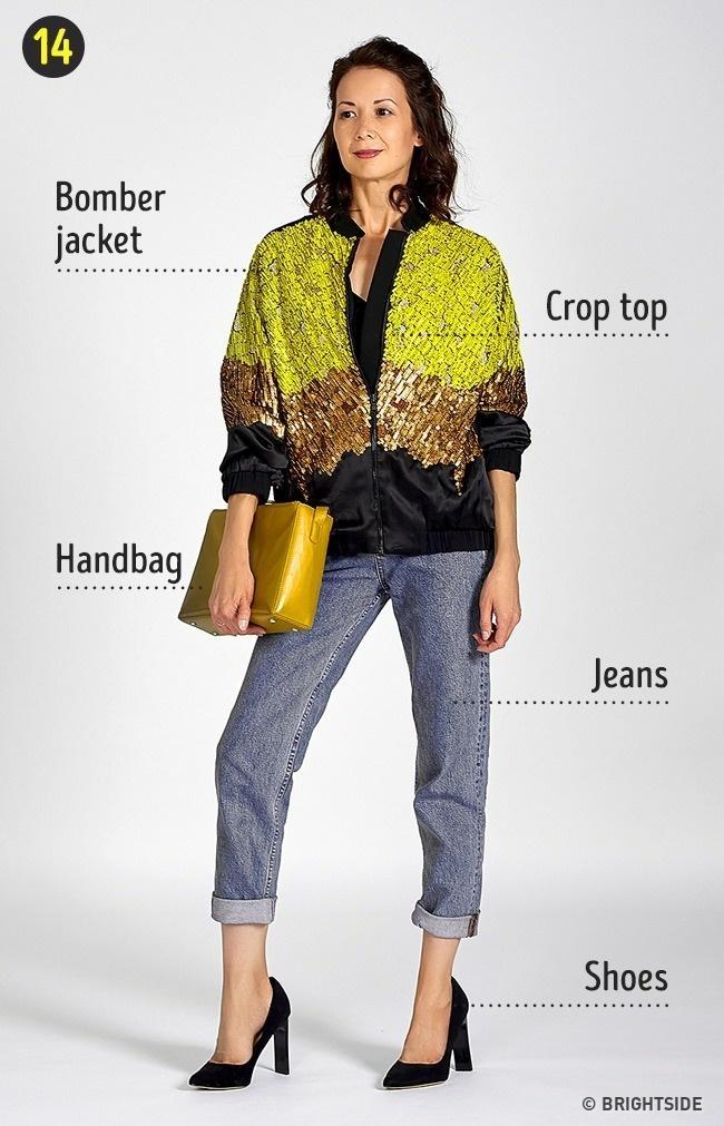 bomber ceketi ne ile birleştirmeli?