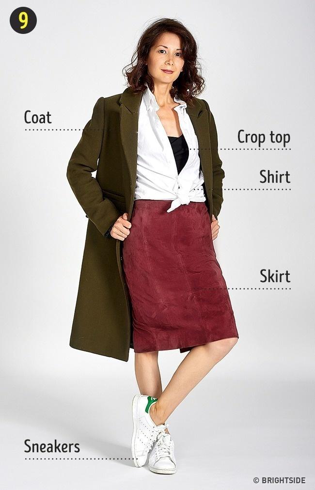ceketle kombin nasıl yapılır?