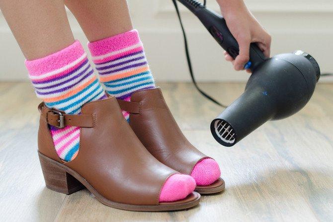 sıkan ayakkabılara çözüm