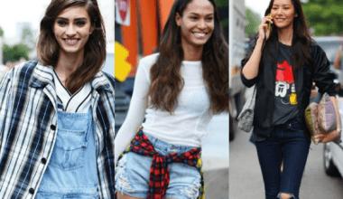 En İyi Bayan Sokak Kombinleri 2017-2018