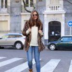 kış bayan sokak modası
