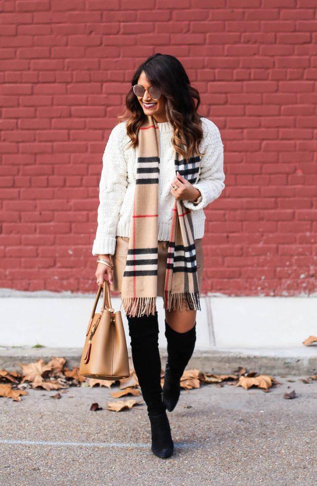 kış bayan modası