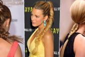 Kılçık Örgülü Saç Modeli Nasıl Yapılır?