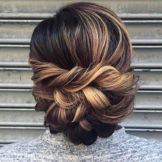 mezuniyet saç stilleri
