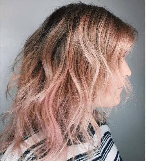 soluk tenlilere ideal saç renkleri