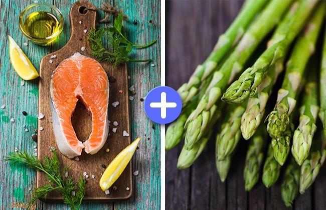 zayıflatan besin kombinasyonları