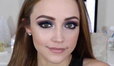 Yeşil Gözler İçin Kolay Göz Makyajı