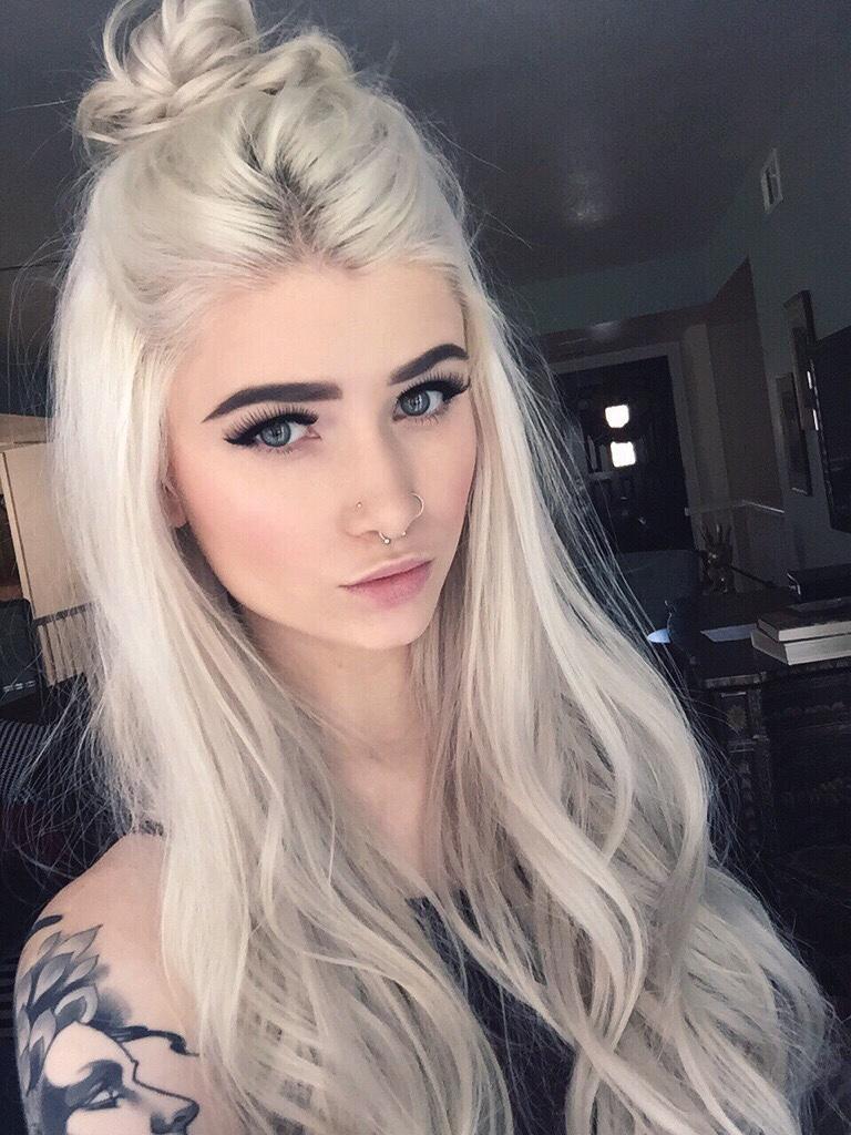 Gri saç renkleri kimlere yakışır