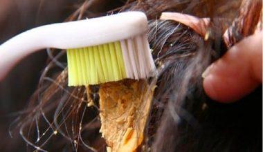 Saçtan Sakız Nasıl Çıkarılır : Makassız 7 Yöntem