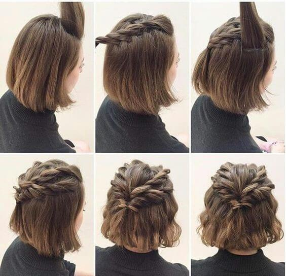 kısa saça uygun saç modelleri