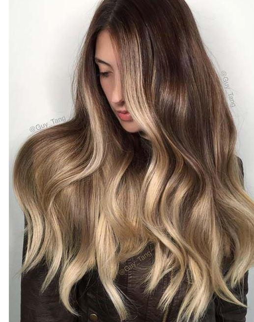 saç rengi fikirleri