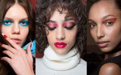 Sonbahar-Kış 2017-2018 Makyaj Trendleri