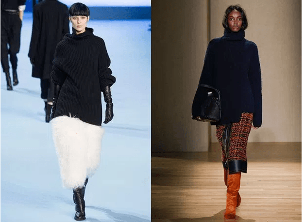 ef4ad84521806 2018-2019 Yılının En İyi Bayan Kazak Modelleri | Kombin Kadın