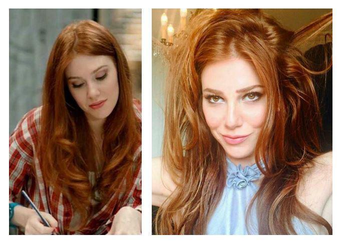 Bakır Saç Rengi Hakkında Tüm Ayrıntılar Kombin Kadın