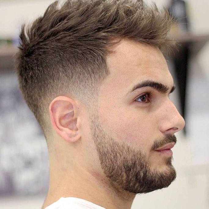 En Tarz Erkek Saç Modelleri 2018 2019 Kombin Kadın