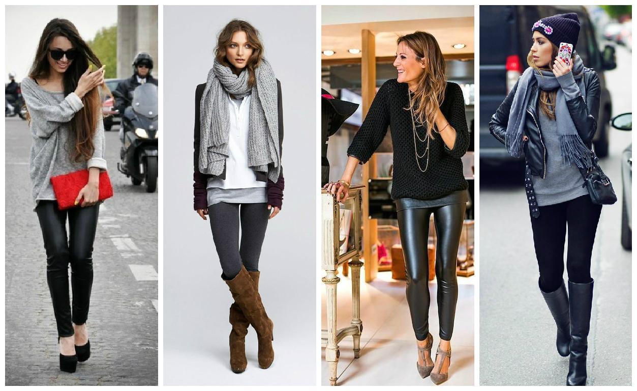 Bu Kış Giymek İçin Gri Kıyafet Kombinleri 2019