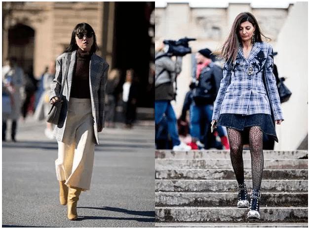 0d273b67024ca 2018-2019 Güz-Kış Bayan Sokak Modası | Kombin Kadın