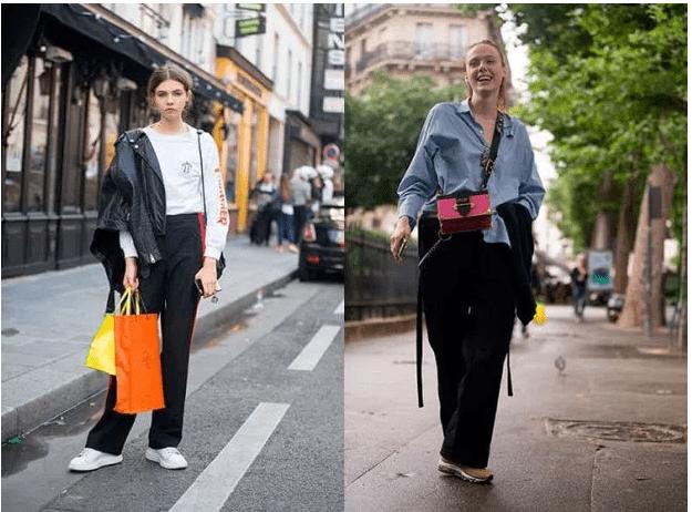 sokak modası 2018-2019