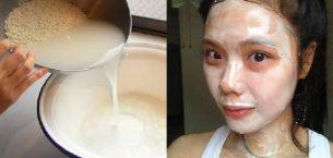 Güzel Bir Cilt ve Saç İçin Pirinç Suyu Nasıl Kullanılır?
