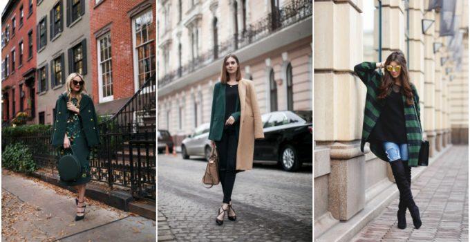 Zümrüt Yeşili Kıyafet Kombinlerini Çok Seveceksiniz!