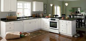 2018-2019 Beyaz Mutfak Dolabı Modelleri ve Fiyatları