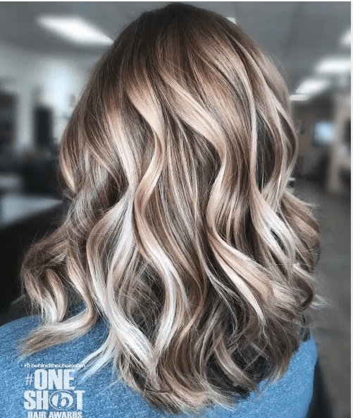Platinum Blonde Hair Color Ideas For 2018 2019: 2018-2019 Yılı İçin Ombre Ve Balyaj Fiyatları