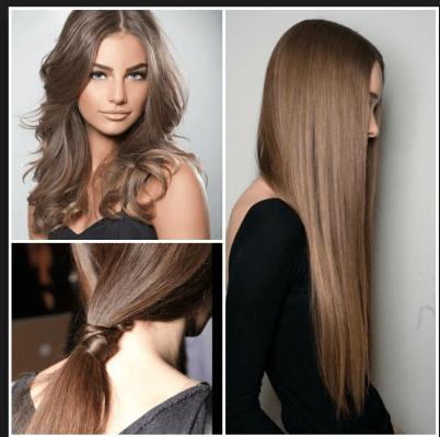 2018 2019 Kumral Saç Renkleri 2 Kombin Kadın