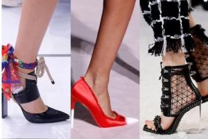 2020 İlkbahar/Yaz Bayan Ayakkabı Trendleri