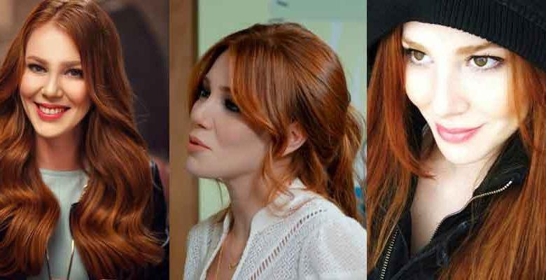 Elçin Sangu'nun Saç Rengi ve Saç Modeli