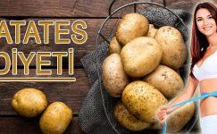 Patates Diyeti İle Kilolara Elveda Deyin!