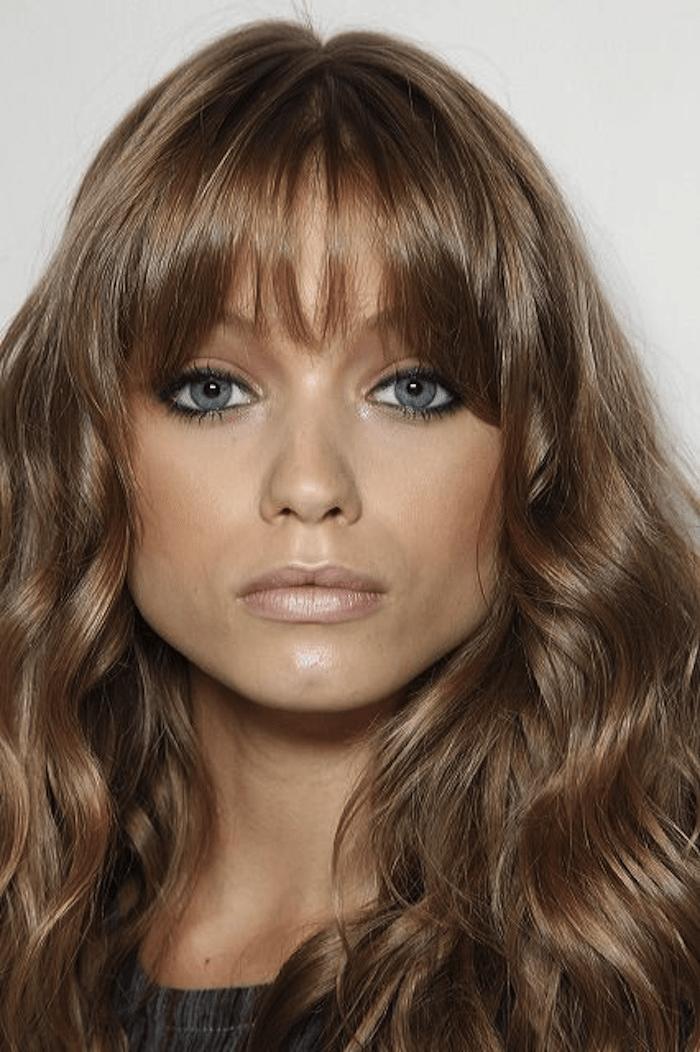 Kumral Saç Rengi Ve Tonları Hakkında özel Bilgiler Kombin Kadın