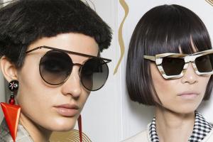 2018 İlkbahar-Yaz Bayan Güneş Gözlüğü Modelleri