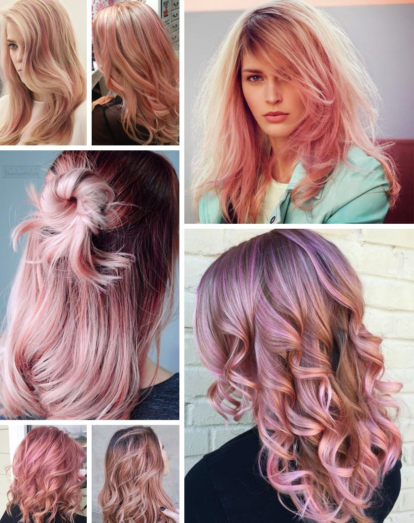 2019 trend bal köpüğü saç rengi